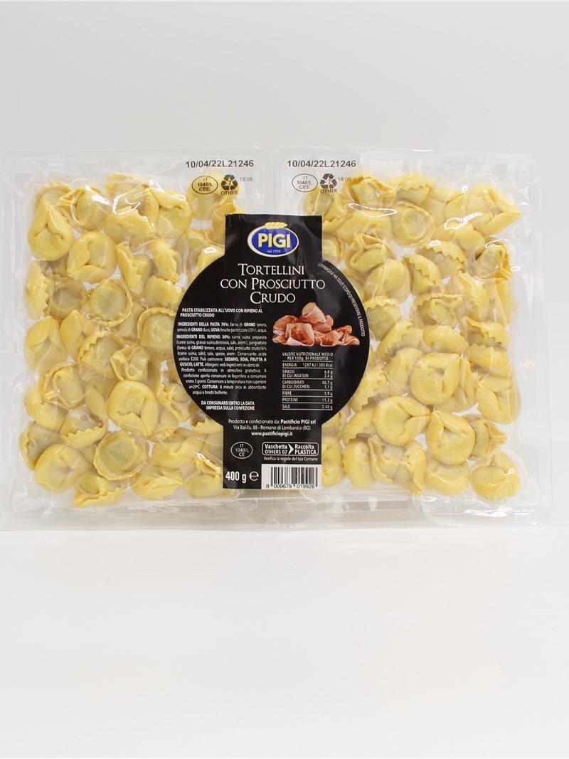 Product | TORTELLINI AL PROSCIUTTO CRUDO OGNI DI 400g